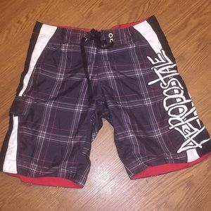 Super soft Aeropostale board shorts
